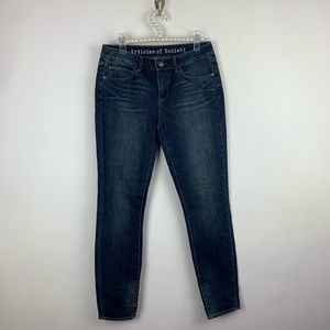 Articles of Society Sarah Skinny Hollywood Jeans